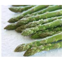 China Good Price for Green Asparagus Spears Frozen IQF Vegetables hot sale grade A wholesale
