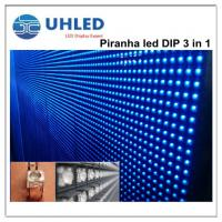 High Resolution Outdoor LED P8 Advertising Screens , DIP 3 In 1 LED Display