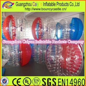 China TPU Inflatable Bumper Ball Games wholesale