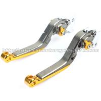 China Folding & Extendable Motorcycle Brake Clutch Lever For Buell XB12 XB12R wholesale