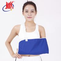 China Osky Neoprene Arm Sling Medical Blue Cloth In First - Aid For Neck Pain Relief wholesale