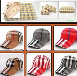 China Brand burberryes women sport hat casual cap women hats wholesale