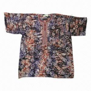China Printed LS Shirt wholesale