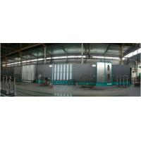 China Vertical Automatic Insulating Glass Production Line , Insulating Glass Machine wholesale