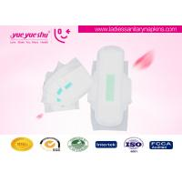 China Super Absorbent Anion Feminine Pads , Anion Maxi Pads 290mm Length wholesale