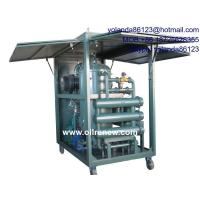 Buy cheap High Vacuum Oil Dehydration and Degassing System for Insulating Transformer Oil Filtration from wholesalers