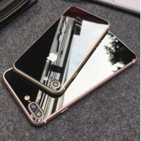 Buy cheap 2.5D Round Edge Mirror Tempered Glass Screen Protector Iphone 6 / 6 Plus Anti from wholesalers