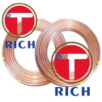 Buy cheap TORICH C11000 Capillary Coil Copper Pipe Copper Tube for Air Condition Or from wholesalers