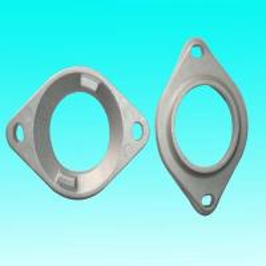 China ADC12 Aluminum Shelf Brackets Electric Motor Spare Parts For Automotive Engine wholesale