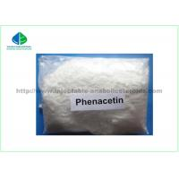China Phenacetin Pain Relief Powder For Fever Reducing CAS 62-44 Acetophenetidin Powder Pharmaceutical Intermediates wholesale