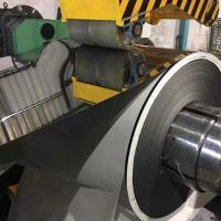 China 201 2B BA 8K Stainless Steel Sheet Cold Rolled 1219mm 1500MM Width 2B Finish Polished PVC Coated Coil wholesale