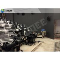 China 5D Mobile Cinema With 5D Vibration Seat And 80 Free Short 3D Films wholesale