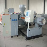China High Efficiency PP Plastic Pellet Machine With Gloosy Surface wholesale