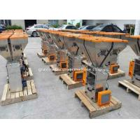 China High Load Gravimetric Mixer Machine 800 KG For Plastic Raw Materials wholesale