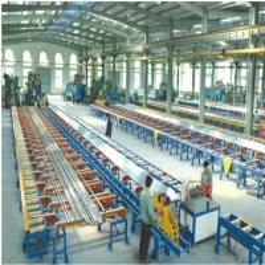 China Customized Industrial Aluminum Profile , Standard Aluminum Extrusion Profiles OEM ODM wholesale