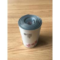 China ABL Silver Effect Aluminum Plastic Laminated Tube Packaging With Silk Screen Printing wholesale