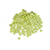 Loose Stud Hotfix Dome Studs High Color Accuracy Environmentally Friendly for sale
