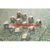 China incoloy825 cap nut dome nut UNS N08825 NS142 Inconel825 fastener wholesale