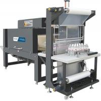 Buy cheap PLC Interface Controlled Cosmetic Packaging Auto Plastic Film L Bar Shrink Wrap from wholesalers