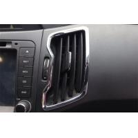 China Custom Auto Interior Trim Parts KIA Sportage R 2014 Inner Chromed Air Outlet Cover wholesale