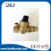 Quality Lead-free Brass Hot-selling to European Market Water Adjustment Pressure Reducing Valve for sale