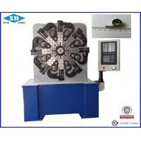 China 5.5 KW 220V CNC Spring Making Machine / Flat Wire Spring Forming Machine wholesale