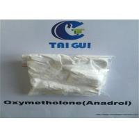 China Oxymetholone Anadrol Raw Steroid Powders CAS 434-07-1 for Bodybuilding Supplements wholesale