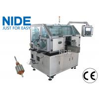 China Motor Coil Winder Armature Winding Machine 380v In Gray / Customized Color wholesale