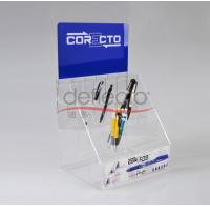 China Deflecto Acrylic Pen Holders wholesale