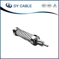 Quality Bare AAC Rose Aluminum strand wire for sale