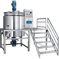 China Integrating Blending Stirring Reactor , Fast Cosmetic Processing Equipment wholesale