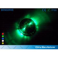 China 1 LED Each Side 2 Directions Solar Road Markers Well Fit Road Surface Energy Efficiency wholesale