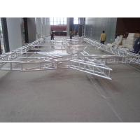 China Beautiful Aluminum Square Truss For Performance  With Aluminum Alloy 6082-T6 wholesale