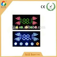 2015 new prodcut indoor led module display with 2 digits seven segment display