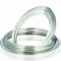 China AgSnO2 Silver Electrical Wire / Silver Tin Alloy Coils For Metal Contacts wholesale