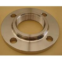 China 310S Material class 2500 Steel Pipe Flang , stainless steel NPT threaded flange wholesale