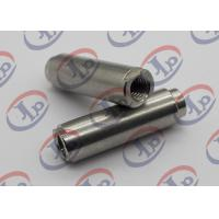 Buy cheap M6-15 Internal Thread Metal Milling Parts 316 Stainless Steel Shaft OEM ODM from wholesalers