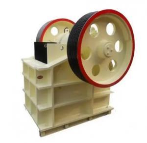 China 380V Semi Automatic AAC Panel Jaw Crusher Machine wholesale