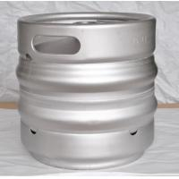 China 15L Draft Beer Keg , Stainless Steel Kegs With Automatic TIG Welding wholesale