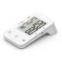 China Pulse Measurement Lcd Upper Arm Blood Pressure Monitor on sale