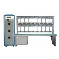 China Close-Link Three Phase Energy Meter Test Bench with Isolated CT for 24 Positions wholesale
