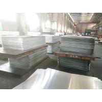 China Embossed / Mill Finish 3003 Aluminum Sheet 3mm Corrosion Resistance For Building wholesale