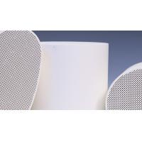 Diesel SCR Substrate System , Cordierite Honeycomb Ceramic Support