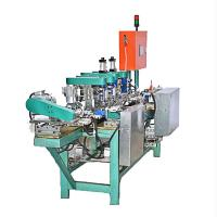 Buy cheap Fully Automatic Production Brass Bus Bar Terminal Block Connector Machine from wholesalers