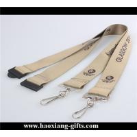 China Hot sale 20*900mm polyester sublimation logo grey military color lanyard wholesale
