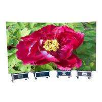 China High Brightness Alphanumeric / Totem LED Display For Advertising , 5.2mm Pixel Pitch wholesale