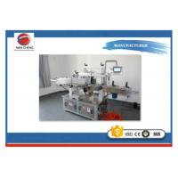 China 145W Label Pasting Machine Accurate Labeling  , Automatic Bottle Labeler 220V 50HZ on sale