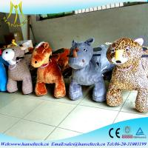 China Hansel kids 4 wheel animal bikes animal cow electric riding toys electric motor care uk baby toys electric motor car wholesale