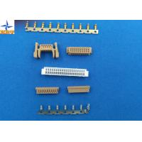 China DF13 wire to board connector terminals tin-plated Crimping Connector for Discrete wire AWG 30 to 26 wholesale