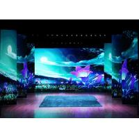 Quality Full Color Indoor Rental LED Display with Deep Black Level, High Contrast Ratio for sale